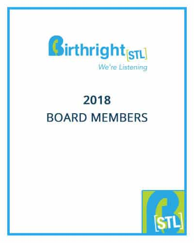 Birthright 2018 Board Members