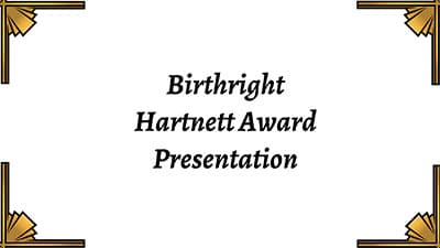 Hartnett Award